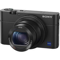 Sony DSC-RX100 IV Cyber-shot Digital Camera B&H Photo Video