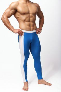 095ba9d73e95c Men Long johns sexy trousers sportwears Male fashion skinny Body building  Shape wear underwear for men