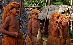 Yagua Indians