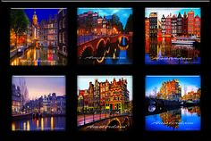 Amsterdam on tils by Tonny Baars