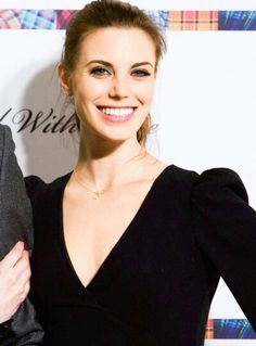 Meghan Ory, I will never stop missing her