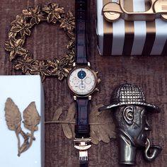 IWC Da Vinci Perpetual Calendar Chronograph Ref. IW392101 #IWCDaVinci #IWCWristmas #IWCWatches