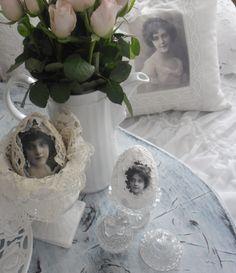 Vintage Rose: