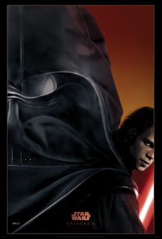 This is one of my favorite Revenge of the Sith posters....