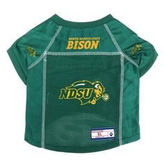 North Dakota State Bison Little Earth Pet Football Jersey - S 86404da90