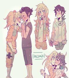 Ideas For Funny Ilustrations Love Anime Naruto, Naruto Comic, Naruto Fan Art, Naruto Girls, Naruto And Sasuke, Naruto Couples, Naruto Shippuden Anime, Gaara, Konoha Naruto