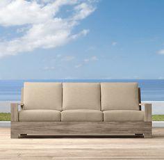 "74"" Belvedere Classic Sofa Cushion"