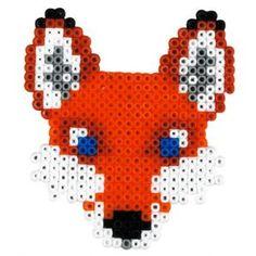 Fuchs Hama mini Bügelperlen