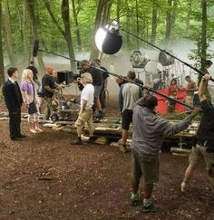 Harry Potter Behind the Scenes one of many fave scenes! :)