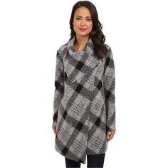 BB Dakota Colton Women's Coat, Black ($66) ❤ liked on Polyvore