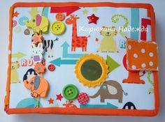 Developing quiet book, montessori by ToysKid on Etsy