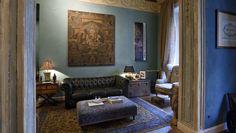 Azzurra Gronchi at Suite della Tigre