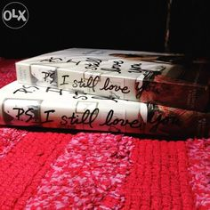 PS I Still Love You By Jenny Han For Sale Philippines