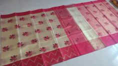 Here is the latest tissue ikkath sarees in different colors. These are highly demanded and fast moving sarees. More detai...