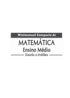 Matematica ensinomedio