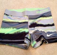 Is it acceptable to wear these everyday. good Is it acceptable to wear these everyday. Cheer Outfits, Sporty Outfits, Nike Outfits, Athletic Outfits, Athletic Wear, Athletic Clothes, Nike Spandex Shorts, Nike Pro Shorts, Compression Shorts