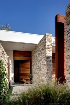 Braxton Werner & Paul Field Designed Home