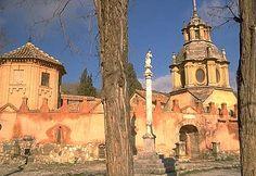 Abadía del Sacromonte - Granada, Spain.