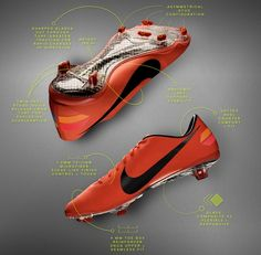 The new Nike Mercurial Vapor 8 takes performance innovation to the next level with a re-engineered boot built for explosive speed. Soccer Gear, Soccer Boots, Football Shoes, Nike Soccer, Nike Football, Soccer Cleats, Nike Shoes Cheap, Nike Shoes Outlet, Cheap Nike