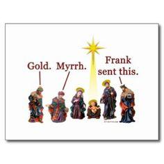 Frank Sent This Postcards