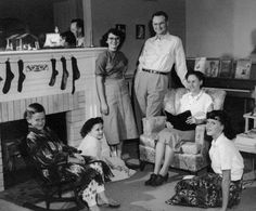 """The Clutters, a Kansas family whose murder in 1959 was made famous by Truman Capote's book """"In Cold Blood"""""""