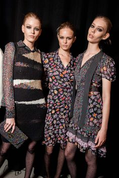 Diane von Furstenberg Fall 2015 Ready-to-Wear - Beauty - Gallery - Style.com