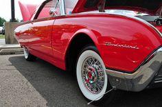 1961 thunderbird   1961 Ford Thunderbird   Flickr - Photo Sharing!
