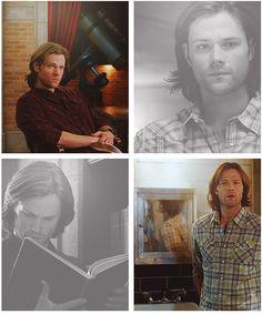Sam Winchester Season 8 #Supernatural #JaredPadalecki