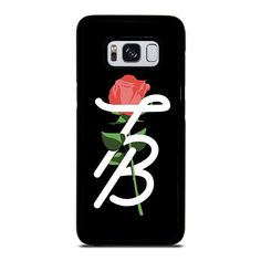 TESSA BROOKS ROSE Samsung Galaxy S3 S4 S5 S6 S7 Edge S8 Plus Note 3 4 5 8