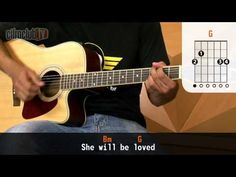 She Will Be Loved - Maroon 5 (aula de violão completa) - YouTube