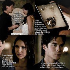 "#TVD 6x02 ""Yellow Ledbetter"" - Elena and Damon"