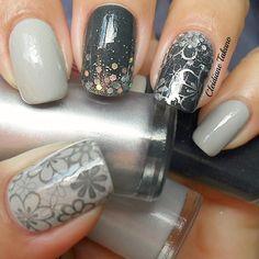 Stamping Nail Art Konad M100