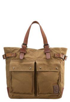 Belstaff PINNER Shopping Bag khaki Premium bei Zalando.de | Premium jetzt versandkostenfrei bei Zalando.de bestellen!