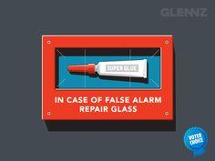 False Alarm - A Glennz Tees Original T-Shirt