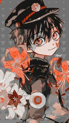 anime sanat Jibaku s Anime Chibi, Kawaii Anime, Manga Anime, Anime Demon, Anime Art, Animes Wallpapers, Cute Wallpapers, Cute Anime Wallpaper, Anime Lindo