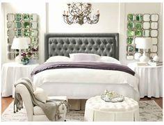 Cute bedroom by Ballard Designs