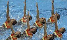 España logra el oro por equipos en el preolímpico de sincronizada - Marca.com