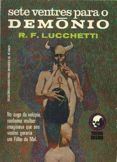 Blog As 1001 Nuccias - Especial Outubro Sangrento + coluna No Umbral de Orfeu Brocco - apresentação, entrevista e livros do autor R. F. Lucchetti, o Mestre do Horror.