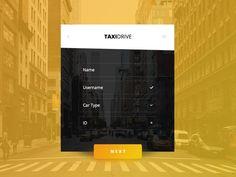 Day 069 - Taxi Driver Account Creation x3 par Ayoub kada