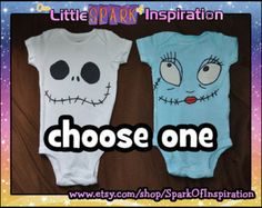 Hey, I Found This Really Awesome Etsy Listing At  Https://www.etsy.com/listing/188100764/disney Nightmare Before Christmas  Jack | Disney Babies | Pinterest ...