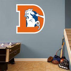 Denver Broncos Wall Decor denver broncos light switch wall plate custom covers man cave room