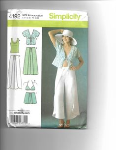Simplicity 4192 by CraftingMoose on Etsy