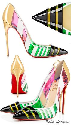 2015 Christian Louboutin Shoes are popular online, Christian Louboutin Outlet, not only fashion but also amazing price $115, Get it now!