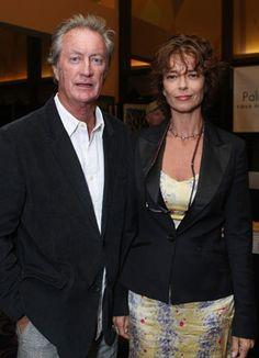 Bryan Brown and Rachel Ward