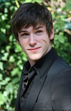 Gaspard Ulliel // Well aren't you cute