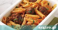 Πολύ εύκολο φαγητό που αρέσει σε όλους – η σάλτσα με τη μελιτζάνα κάνει τη διαφορά.