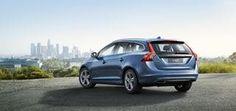 Discover Volvo V60