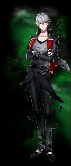 Evil Anime, Dark Anime, Anime Manga, Hot Anime Boy, Cute Anime Guys, Pretty Boys, Cute Boys, Alvaro Garay, Cooler Look