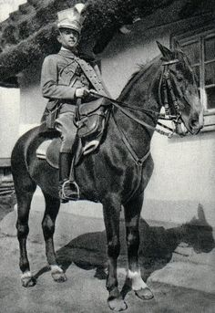 WWI; Polish cavalryman of the Austro-Hungarian army. -BeyondMilitaryHist. (@Beyond_Mil_His) | Twitter