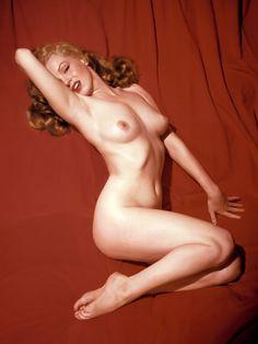 Marilyn Monroe for Playboy 1953